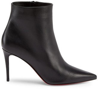 Christian Louboutin So Kate 85 Leather Booties