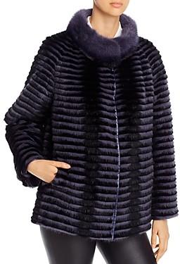Maximilian Furs Reversible Mink Fur Jacket - 100% Exclusive