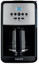 Krups 12-Cup Savoy Programmable Coffee Maker