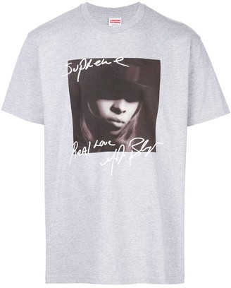 Supreme Mary J. Blige T-shirt