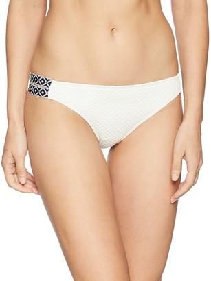 Roxy Women's Western Escape Scooter Bikini Bottom