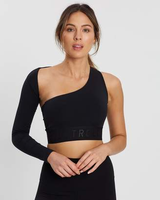 Contrology Active The One-Sleeve Crop