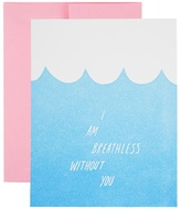 Ashkahn Breathless Card - Multi