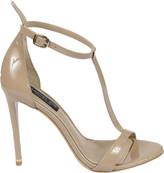 Rachel Zoe Tee Soft Patent Sandals