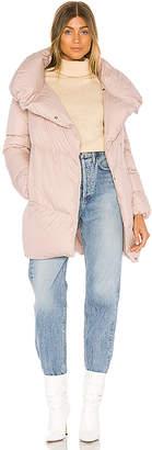 ADD Hooded Short Down Jacket