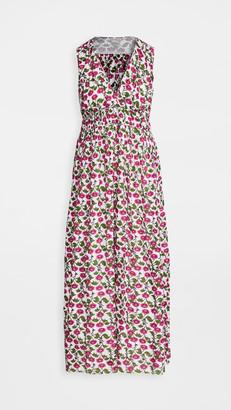 Roller Rabbit Dakini Floral Lune Dress