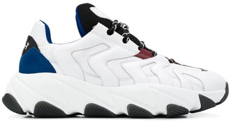 Ash Eagle panelled sneakers