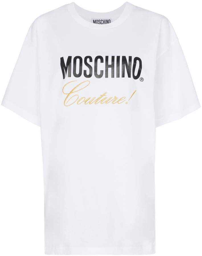 ee3a56e0 Moschino Women's Tees And Tshirts - ShopStyle