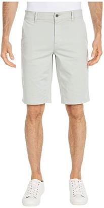 HUGO BOSS Regular Fit Satin Stretch Shorts (Open Beige) Men's Shorts