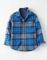 Boden Brushed Check Shirt