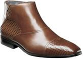 Stacy Adams Men's Faramond Modified Cap Toe Side Zipper Boot 25077