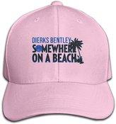 Funk Dierks Bentley Somewhere On A Beach Logo Snapback Baseball Peaked Caps