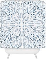 Deny Designs Maze Shower Curtain