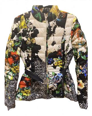 Roberto Cavalli Multicolour Polyester Coats