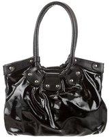 Salvatore Ferragamo Gancini-Embellished Shoulder Bag