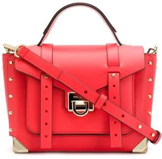 MICHAEL Michael Kors Manhattan medium satchel