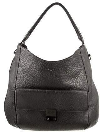 c476e7223e7 Grey Leather Hobo Handbags - ShopStyle