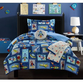 Chic Home Space Explorer Comforter Bedding Set