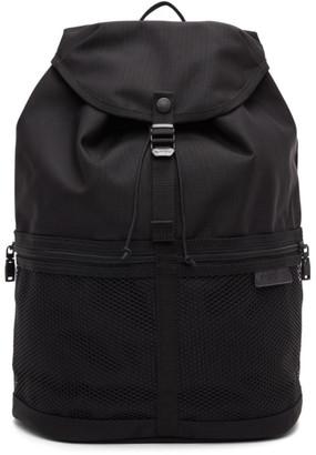 Master-piece Co Black Swish Backpack