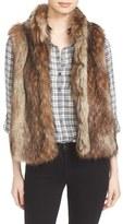 Soft Joie Women's Narasha Faux Fur Vest