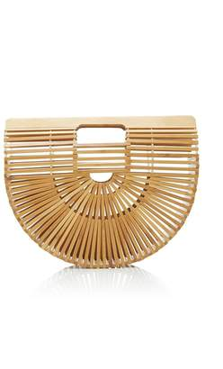 Catherine K Collections Bamboo Clutch Bag