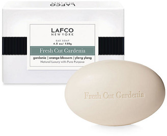 Lafco Inc. Bar Soap - Fresh-Cut Gardenia 4.5 Oz
