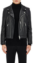 Andersson Bell Men's Studded Leather Moto Jacket