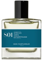 Bon Parfumeur BON PARFUMEUR 801 Sea Spray Cedar Grapefruit Eau De Parfum 30ml