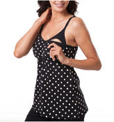 Leading Lady Polka Dot Nursing Cami