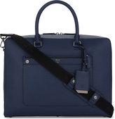 Mcm Markus Medium Leather Briefcase