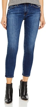 AG Jeans Prima Ankle Skinny Jeans in 10 Years Aliance