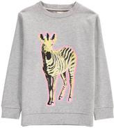 Stella McCartney Zebra Betty Sweatshirt