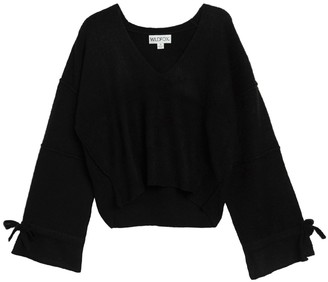Wildfox Couture Oracle V-Neck Sweater