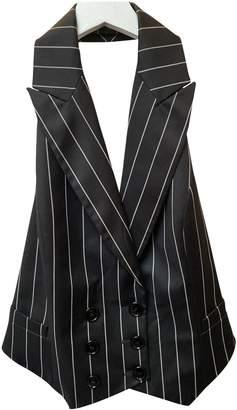 Christian Dior Black Wool Knitwear for Women