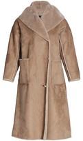 Thumbnail for your product : Marina Rinaldi, Plus Size Efficace Faux Shearling Jacket