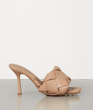 Bottega Veneta Lido Sandals In Nappa