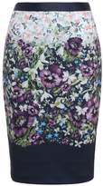 Ted Baker ENCHANTMENT Pencil skirt dark blue