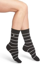 Ralph Lauren Women's St. James Stripe Boot Socks