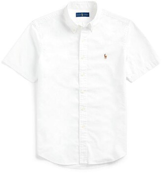 Polo Ralph Lauren Short Sleeve Oxford Shirt