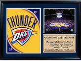 Oklahoma City Thunder Photo Stat Frame
