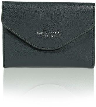 Campo Marzio Olympas Passport Holder - Dark Grey