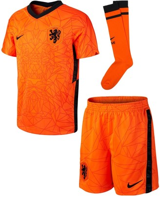 Nike Little Kids Holland Home 2020 Kit