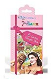 Montagne Jeunesse Pamper 7th Heaven Face Masks 5 per pack (PACK OF 6)