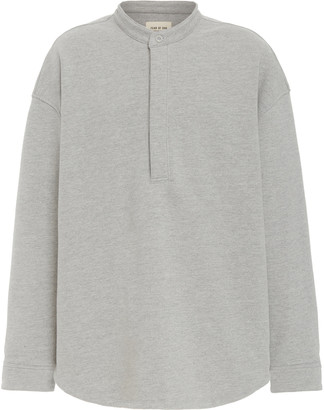 Fear Of God Brushed Cotton-Terry T-Shirt