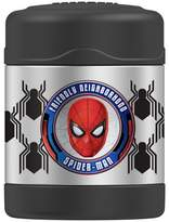 Thermos Genuine Spider-Man FUNTAINER Stainless Steel Food Jar - Black (10oz)