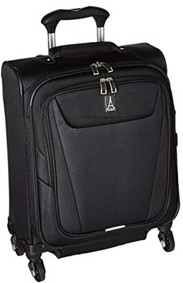 Travelpro Maxlite(r) 5 - International Expandable Carry-On Spinner (Black) Luggage