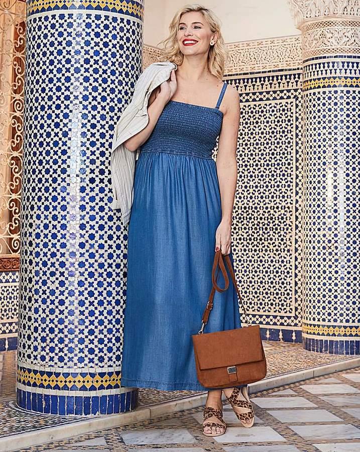 b6771765456e9 Tencel Denim Dress - ShopStyle UK