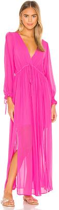 Young Fabulous & Broke Young, Fabulous & Broke Prairie Dress Dress. - size L (also