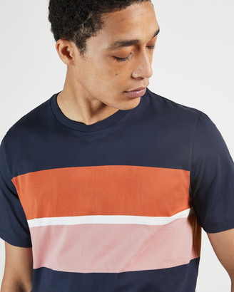 Ted Baker FRONTRO Chest stripe T-shirt