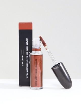 M·A·C MAC Retro Matte Liquid Lip Metallic - Foiled